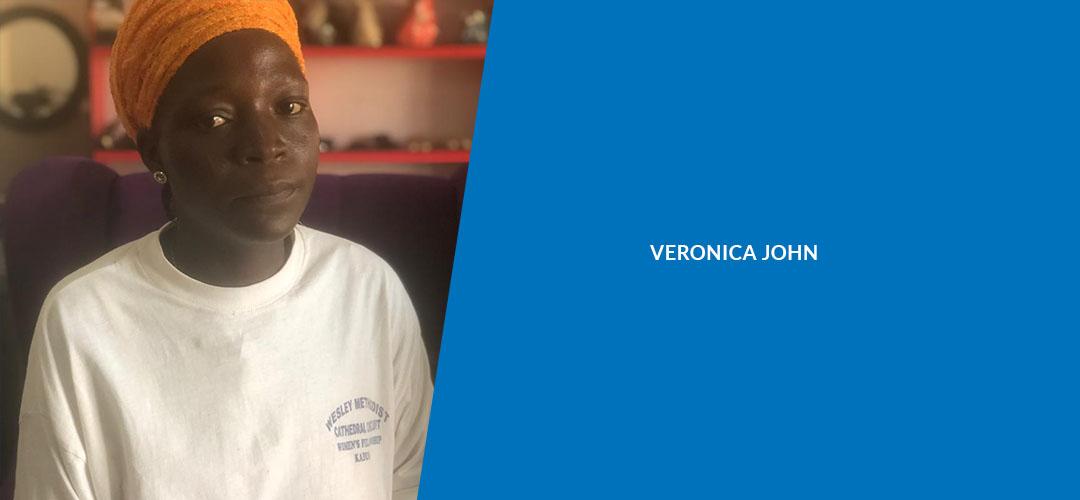 Veronica John