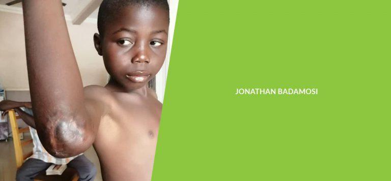 Jonathan Badamosi