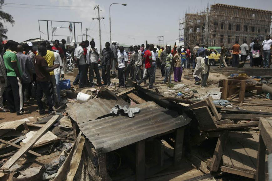 Multiple Killings in Nigeria's Kaduna State