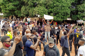 Killings: Police arrest protesters in Southern Kaduna