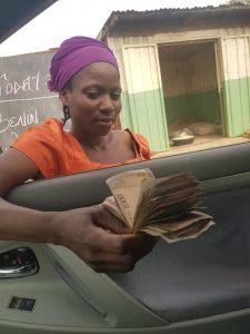 N35,000 paid yesterday
